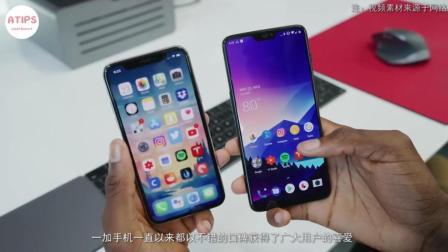 一加6和iPhoneX对比测评, 价格便宜就一定差吗? 结果让人意外