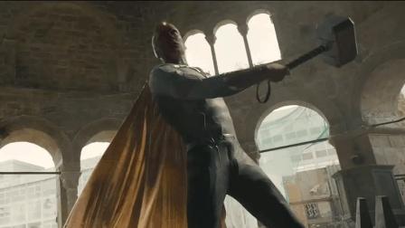 钢铁侠最得意的作品, 出生就拥有一颗无限宝石, 举得起雷神之锤