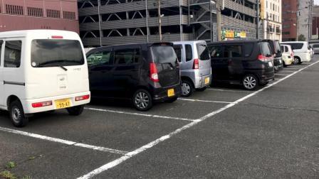 曾颖卓在日本停车场见闻-大家车言论出品