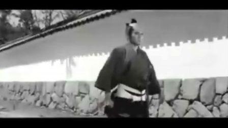 日本武士电影中的精彩片段