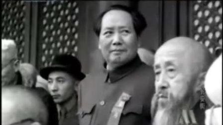 毛泽东震撼世界的一笑