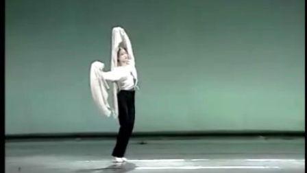 古典舞基训女班水袖26