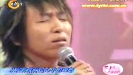 罕见的群星震撼演唱《海阔天空》,永远的男人偶像黄家驹