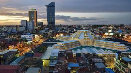 积极投身慈善, 柬埔寨中资企业的新贡献