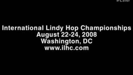 摇摆舞,Swing Dance dax and alice 2008 ILHC