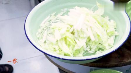 厨师长教你白菜肉末粉条的正宗做法, 好吃下饭, 吃了这次想下次