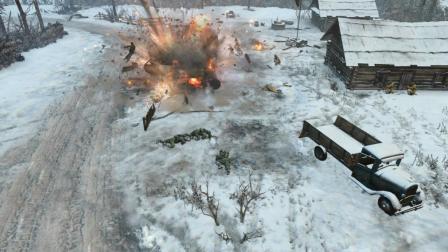 激战热泽夫07: 敌军捡了一挺MG42枪机, 团灭了2队步兵, 我快哭了