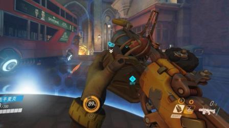 狙击手麦克: 一把榴弹枪精准打击, 20杀完美吃鸡, 赶紧学起来!