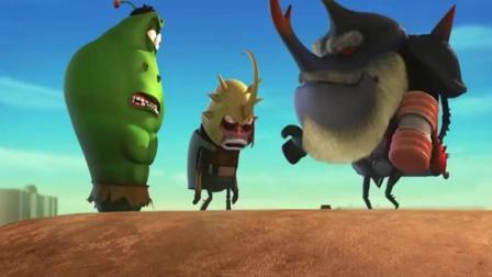 爆笑虫子: 这集太炫了, 小红钢铁侠、大黄绿巨人玩坏复联