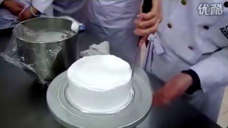 抹蛋糕圆胚