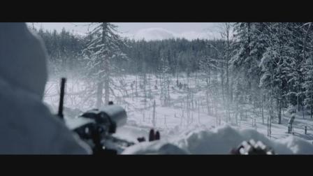 最新欧美战争电影, 一个老兵一人消灭整队苏联士兵!