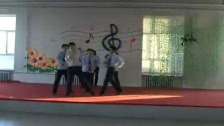 北方英语实验学校教师节搞笑节目