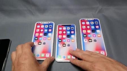 三款新iPhone机模上手体验: 尺寸和细节都有变化