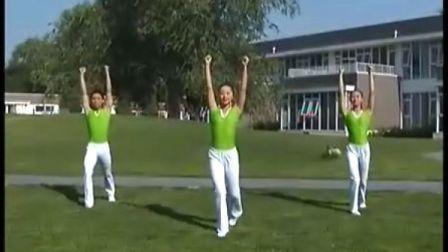第三套全国中学生广播体操-舞动青春-节拍版