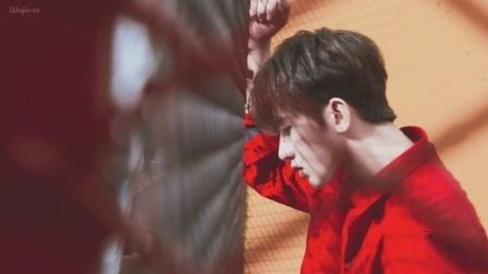 【蔡徐坤】欧莱雅红胖子广告拍摄花絮2