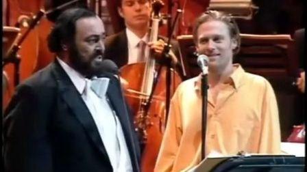 帕瓦罗蒂 布莱恩亚当斯 - 我的太阳 (1994)