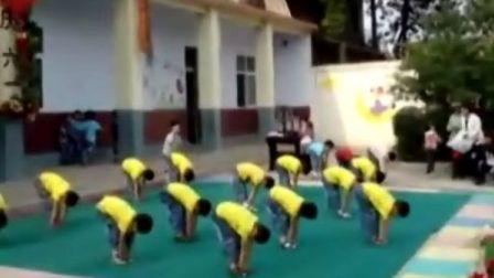 幼儿舞蹈【中国功夫】制作:李春