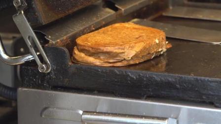 首尔景丽丹街道上的奶酪三明治, 你想吃会拉丝的三明治吗?