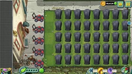植物大战僵尸2国际版141期彩陶大嘴战火把大海游戏解说