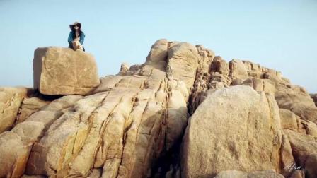 无人机航拍教程-大疆航拍无人机案例-花鸟岛