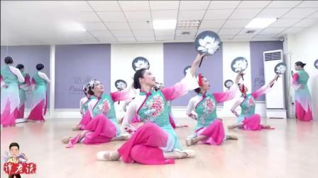 古典团扇舞, 展现中式优雅, 发现中国传统艺术的美