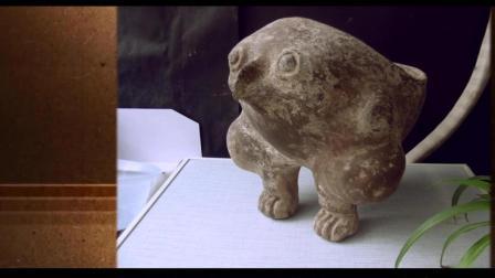 农民耕田发现一个陶碗, 带回家做鸡食槽, 考古学家看到后气的吐血!