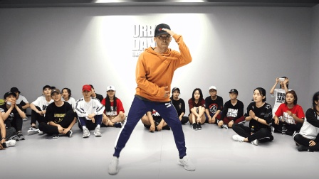 Ben Faustino 编舞《Yea Hoe》Urban Dance Studio GRV
