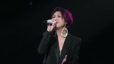 杨千嬅在张敬轩演唱会, 嘉宾献唱《再见二丁目》, 观众掌声不断
