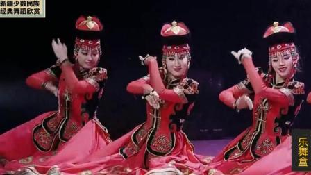 新疆少数民族舞蹈 下部 舞蹈欣赏 新疆艺术学院舞蹈系