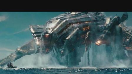 一部没有《环太平洋》有名, 特效却丝毫不逊色的科幻电影, 你看过吗?