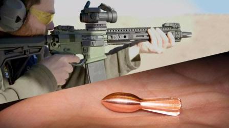 """挑战美国法律的富兰克林""""改革""""武器系统, 使用奇特的尾翼子弹"""
