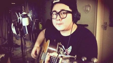 林俊杰经典的几首老歌之一《翅膀》吉他弹唱版 阳仔玩吉他