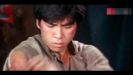 香港经典武侠片《笑太极》散打格斗, 拳拳到肉, 精彩绝伦