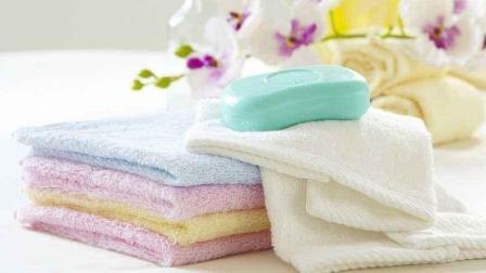 毛巾异味螨虫多怎么办? 只要学会这一招, 每天能都用新毛巾