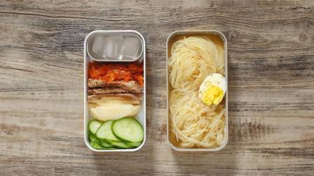 酸、甜、鲜, 夏日消暑开胃美食, 朝鲜冷面的家常做法