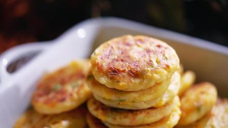 土豆饼超美味做法 外酥里嫩拿肉都不换 吃完就上瘾