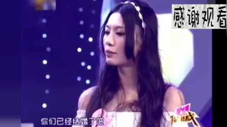 第一次见如此嚣张的女嘉宾, 现场怒怼涂磊, 我直接看懵了!