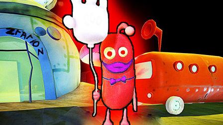 【屌德斯解说】 手套气球 一个手拿气球的诡异身影在巴士站游荡