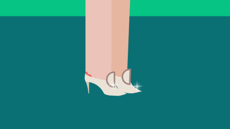 动画:27岁女子中毒晕倒 罪魁祸首竟是高跟鞋
