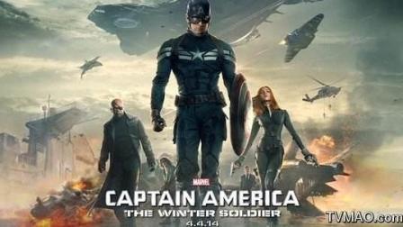 美国队长2-第一次对战酷寒战士!