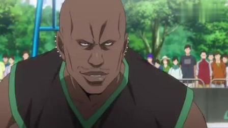 黑子的篮球: 玩街球美国佬简直是在戏耍日本队!