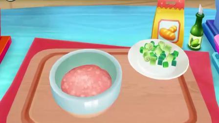 少儿动画片 少儿早教益智动漫  奇妙美食餐厅 儿童教育游戏