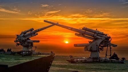二战德国研发出反一切的88毫米高炮, 高射炮不打飞机却用来打坦克