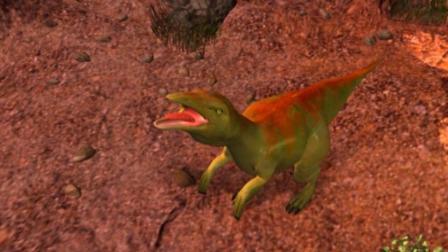 虹猫蓝兔恐龙世界 第82集 有惊无险