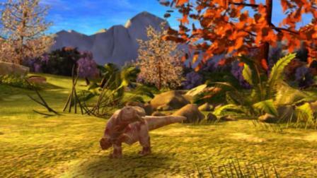 虹猫蓝兔恐龙世界 第86集 致命