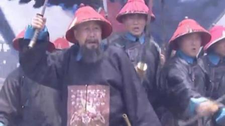 面对被太平天国打退的湘军, 曾国藩亲自拿刀上阵督战
