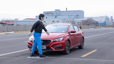 中国首次公开GST台车试验, 名爵6能挑战成功吗-一辆ACarTV