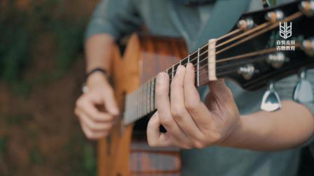 指弹吉他演奏《家路》演奏|王魁|音悦麦田出品