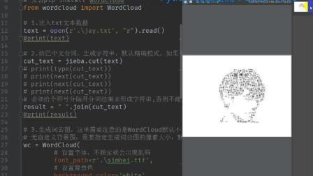 从零到案例实战! 手把手教你用Python制造词云!