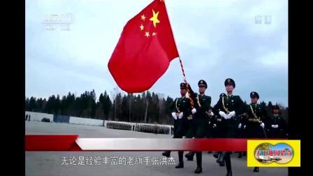 中国仪仗队在莫斯科, 再看一遍依然震撼! 为中国军人形象而自豪!